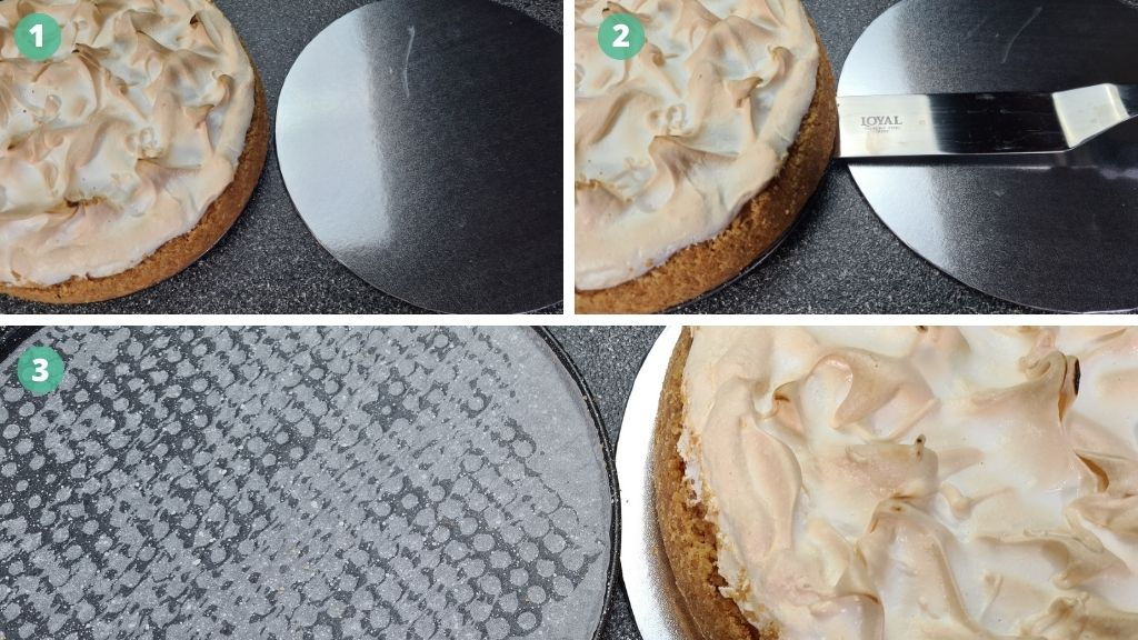 Best Ever Lemon Meringue Cheesecake