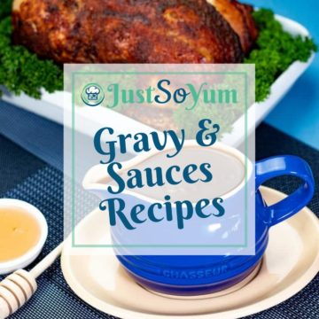 Gravy and Sauces Recipes