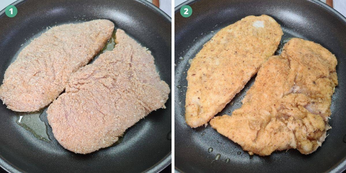 precooking-the-chicken-fillets