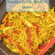 pinterest-pin-image-for-chicken-singapore-noodles-recipe